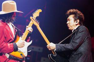 大橋トリオさんのライブにゲスト出演