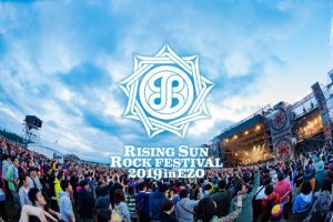 「RISING SUN ROCK FESTIVAL 2019 in EZO」出演決定