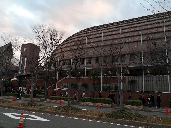 ツアーファイナル@神戸ワールド記念ホール